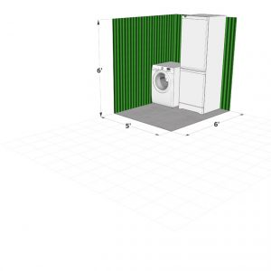 Dorking Self Store 30 sqft Storage Unit